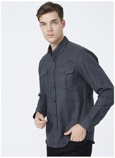 Fabrika Comfort Gömlek Antrasit